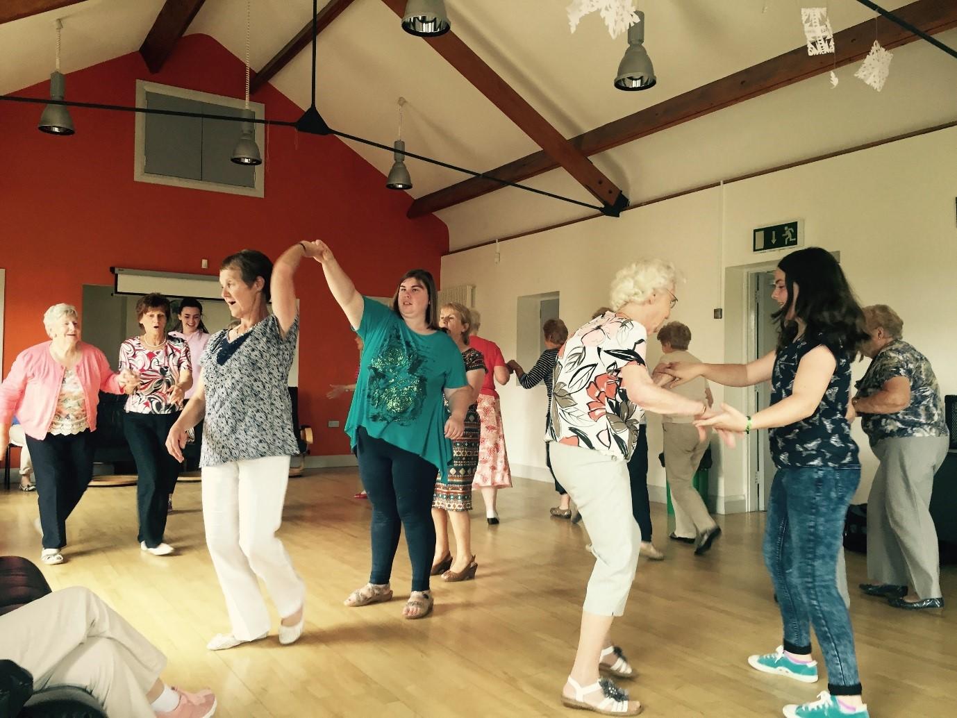 Healthy Living Lets Dance TEA DANCING 2 ...