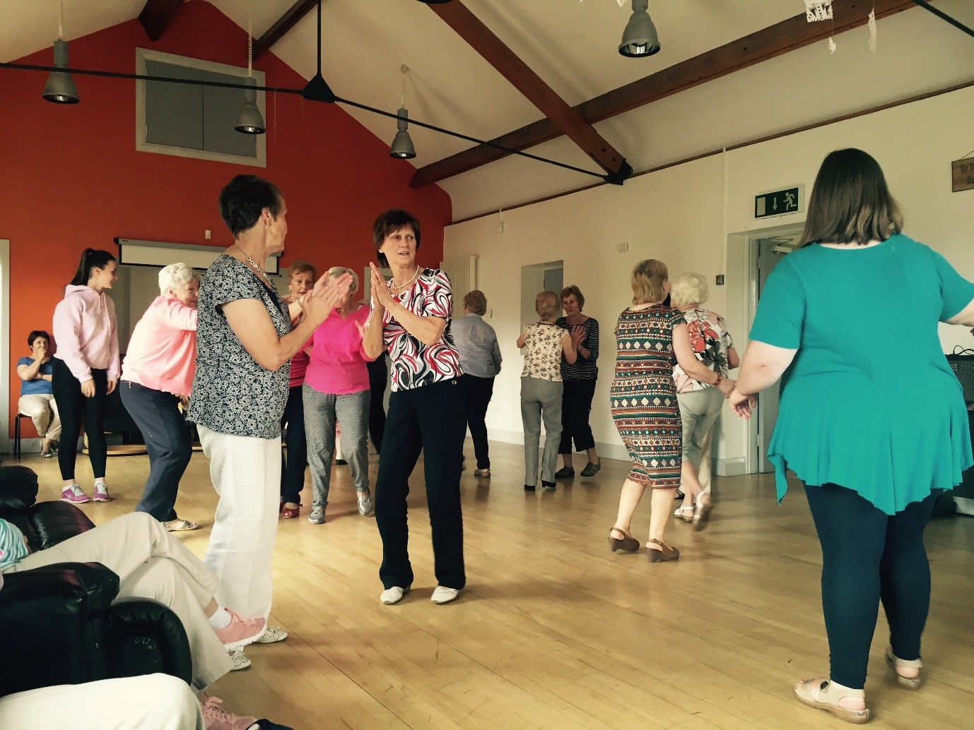 Healthy Living Lets Dance TEA DANCING 2 TEA DANCING ...